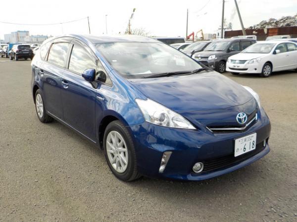 Toyota Prius a