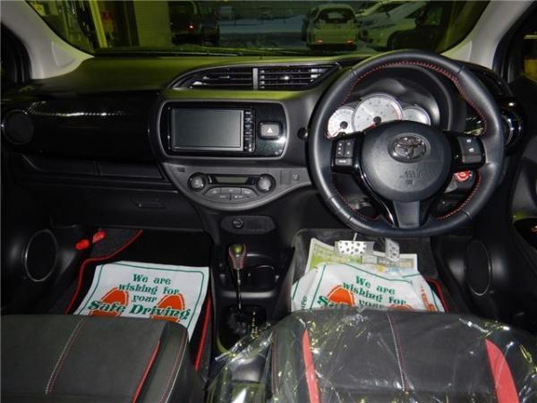 Toyota Vitz 1.5 RS купить япония