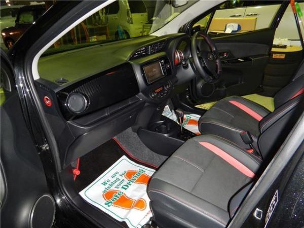 Toyota Vitz 1.5 RS купить недорого