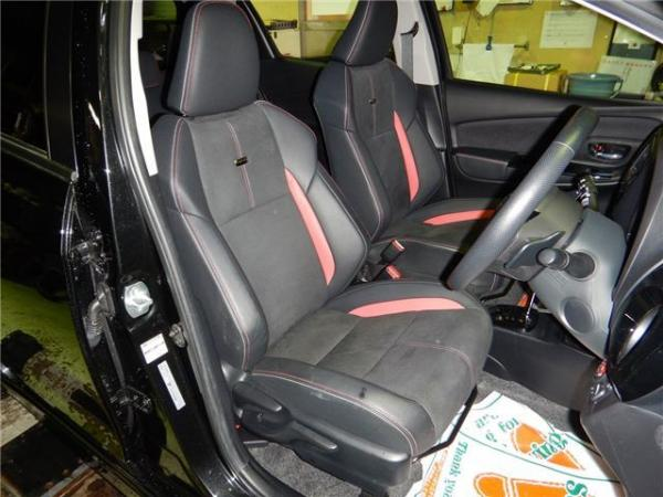 Toyota Vitz 1.5 RS купить с доставкой в рф с растоможкой