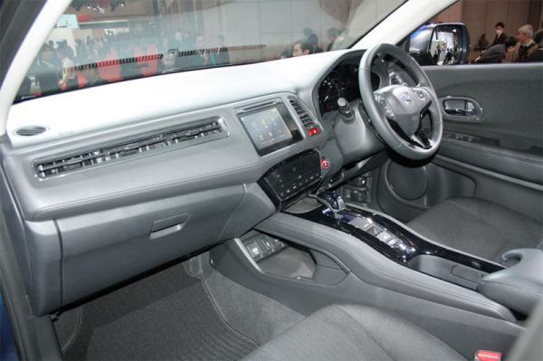 Honda Vezel 2014 выпуска заказать