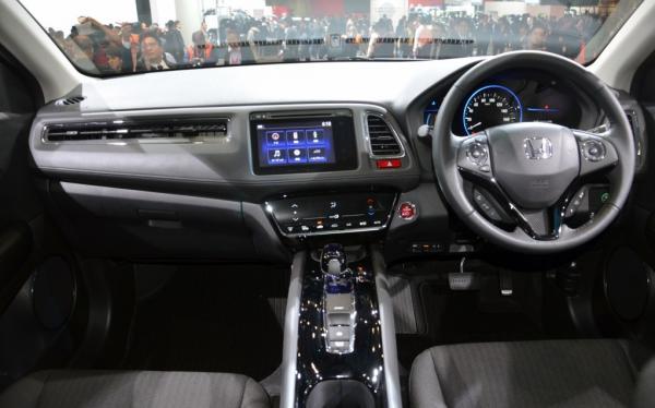 Honda Vezel растаможка из Японии услуги