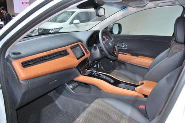 Honda Vezel растаможка в новороссийске услуги