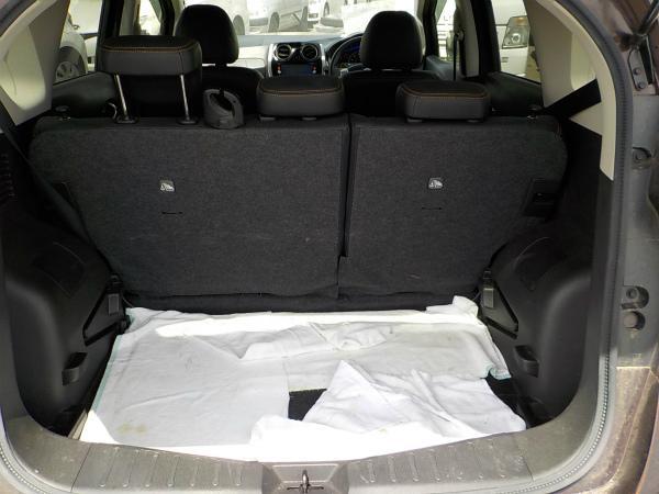 Nissan Note 2014 багажник