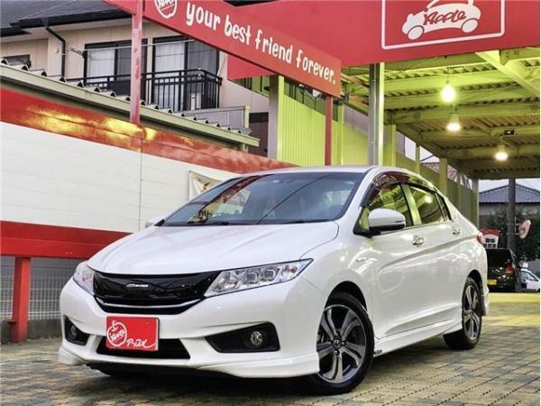 Honda Grace