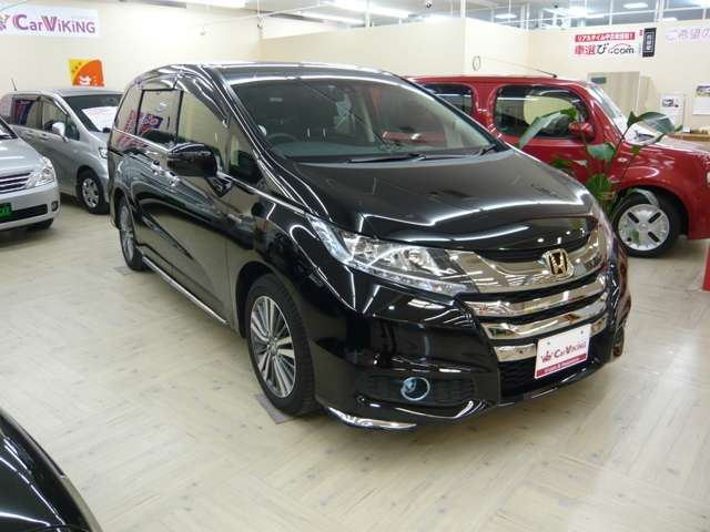 Honda Odysset
