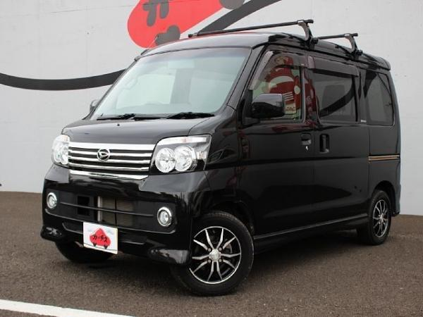 Daihatsu Atrai 2015 чёрный