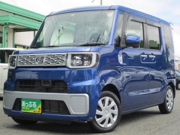 Daihatsu Wake 2015 синий