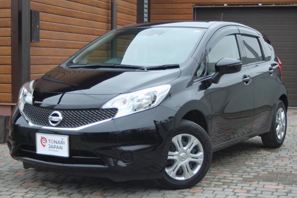 Nissan Note 2015 черный
