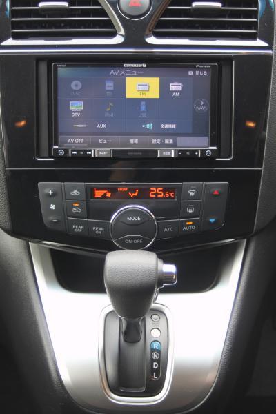 Nissan Serena 2016 коробка передач