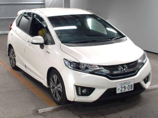 Honda Fit 1.5 S