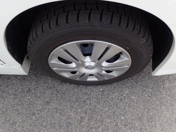 Nissan Wingroad 2016 белый колесо