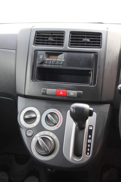 Daihatsu Mira 2014 коробка передач