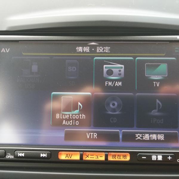 Nissan Wingroad 2016 экран