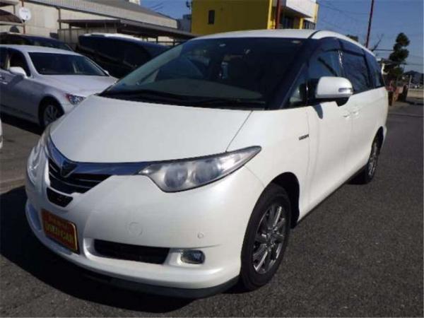 Toyota Estima Hybrid