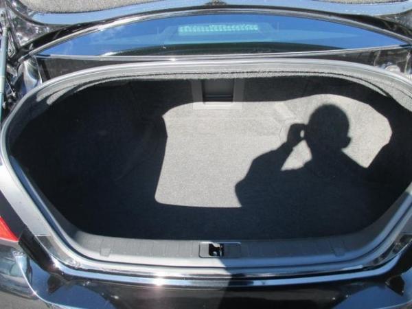 Nissan Fuga 2013 багажник