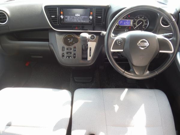 Nissan Dayz Roox 2015 салон