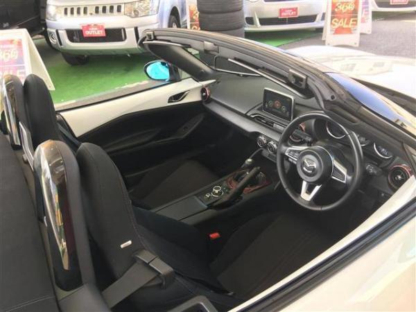Mazda Roadster 2015 без крыши