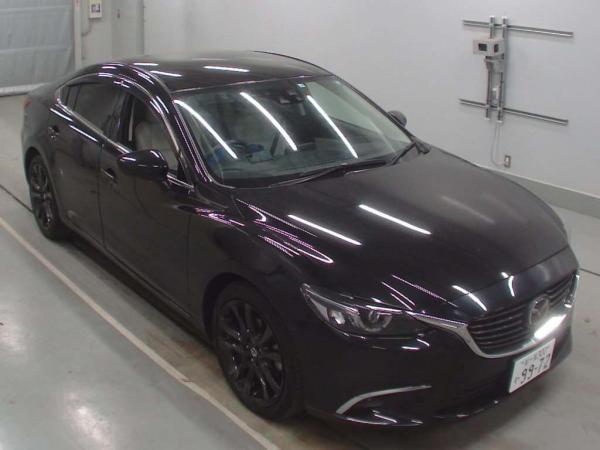 Mazda Atenza Sedan