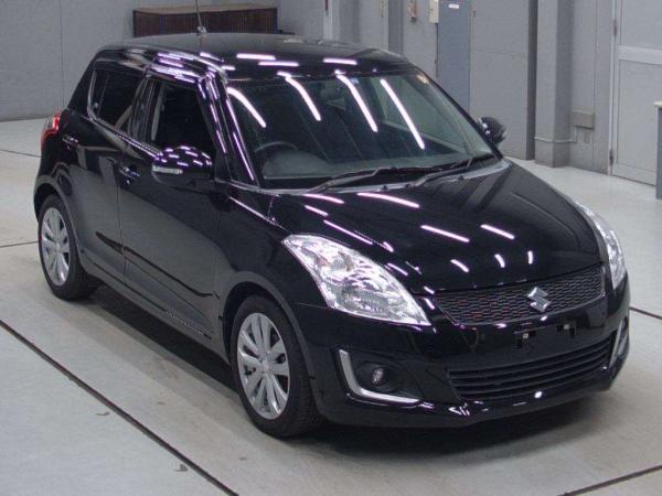 Suzuki Swift 2015 коричневый