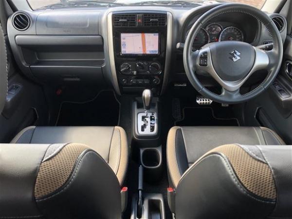 Suzuki Jimny 2015 салог
