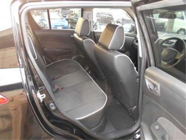 Suzuki Jimny 2015 сидения