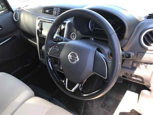 Nissan Dayz 2016 салон