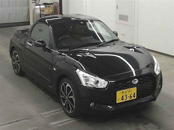 Daihatsu Copen 2015 чёрный