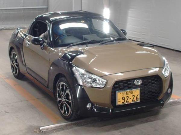 Daihatsu Copen 2015 коричневый