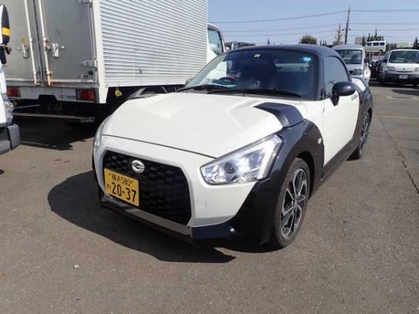 Daihatsu Copen 2015 белый