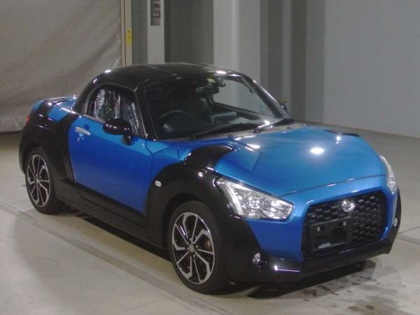 Daihatsu Copen 2015 синий
