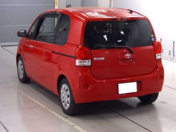 Toyota Porte II