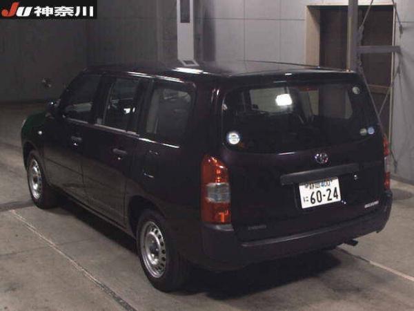Toyota Probox I Рестайлинг