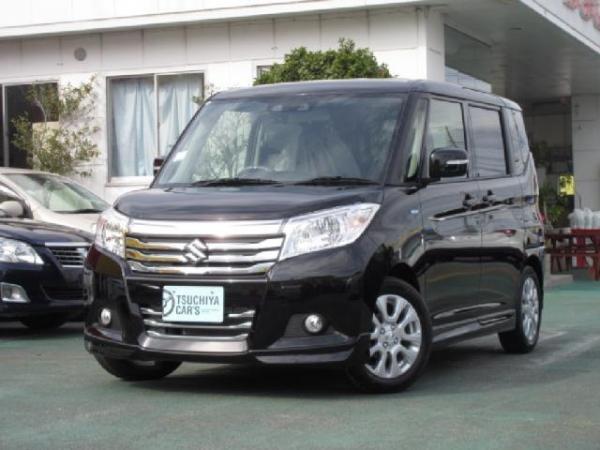Suzuki Solio III чёрный