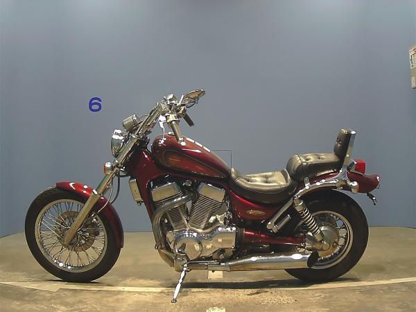 Suzuki Intruder 1400 1998 красный