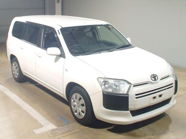 Toyota Succeed I Рестайлинг