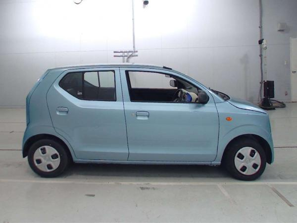 Mazda Carol VII Рестайлинг 2015 голубой
