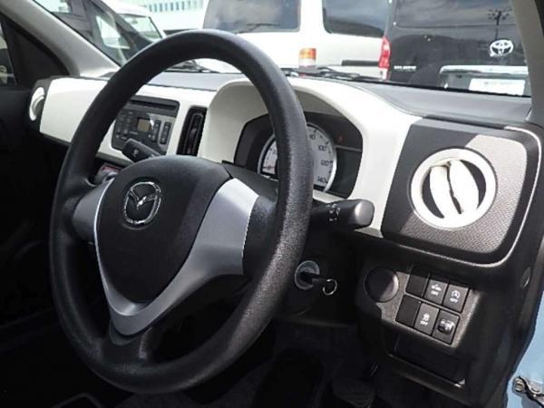 Mazda Carol VII 2015 руль