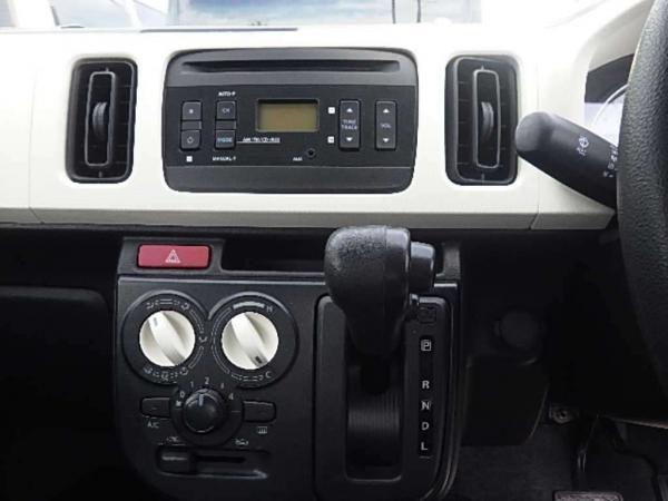 Mazda Carol VII 2015 интерьер