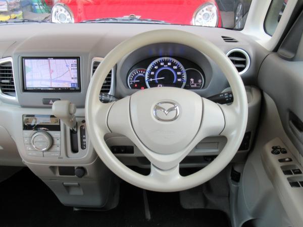 Mazda Flairwagon II Рестайлинг 2016 рель
