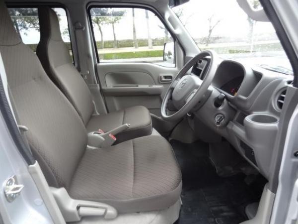 Mazda Scrum V передние сидения