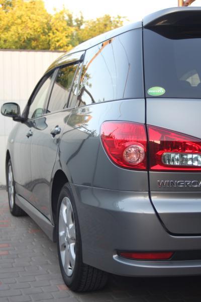 Nissan Wingroad 2015 серый задняя фара