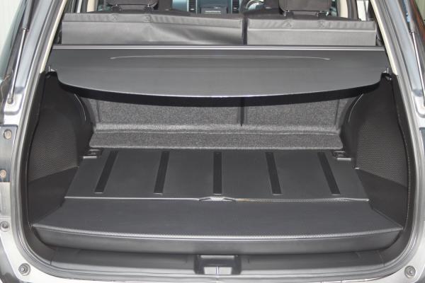 Nissan Wingroad 2015 серый багажник