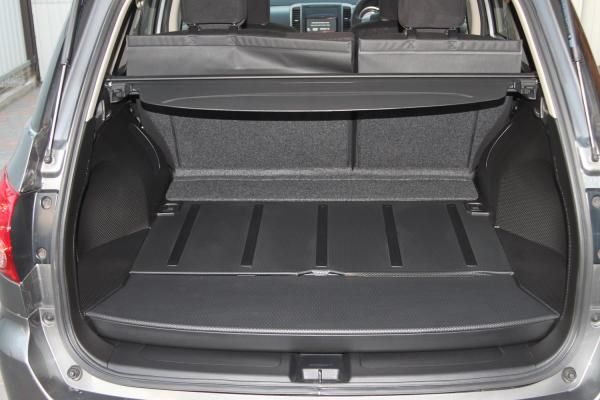 Nissan Wingroad 2015 багажник