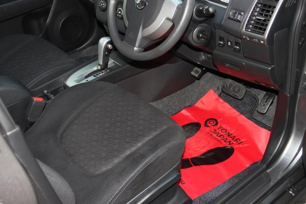 Nissan Wingroad 2015 передние коврики