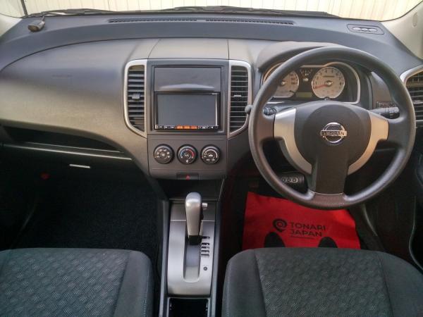 Nissan Wingroad 2015 салог