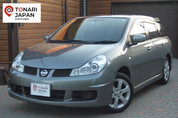 Nissan Wingroad 2015 серый