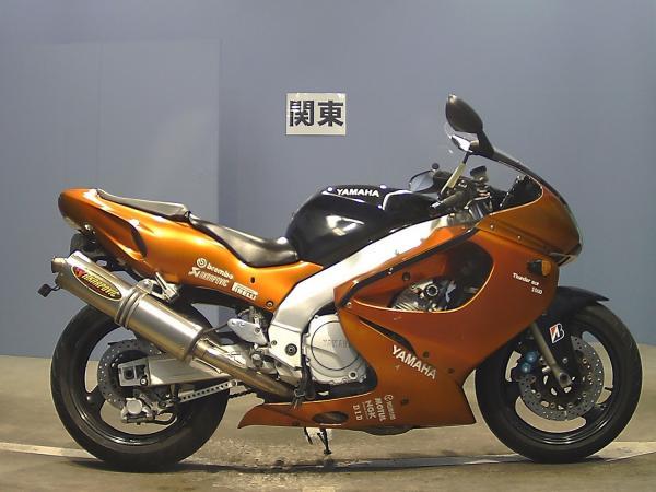 Yamaha YZF1000R 1999 золотистый