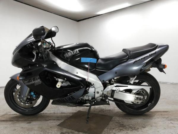 Yamaha YZF1000R 1999 чёрный