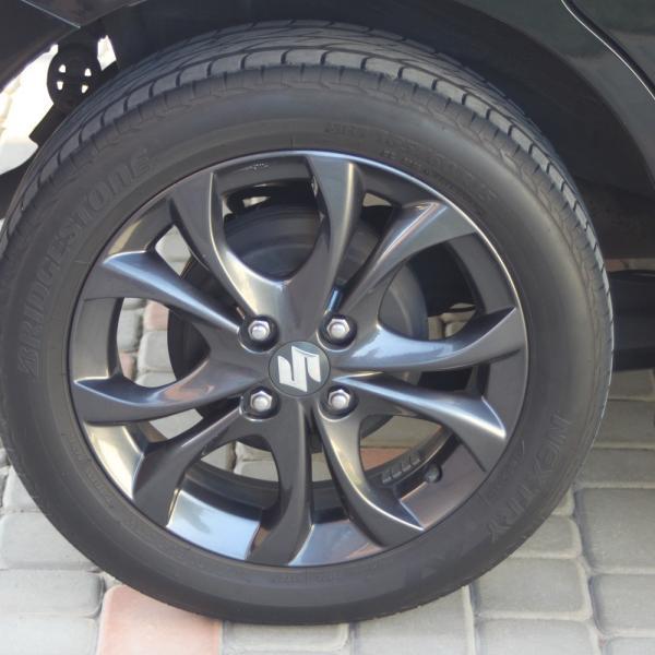 Suzuki Solio 2014 черный коелсо